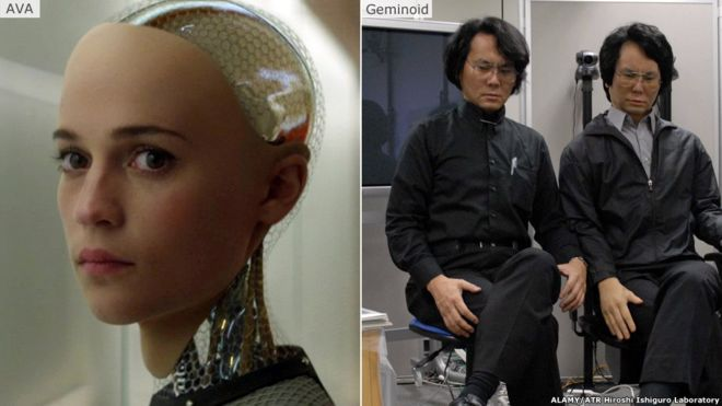 Ava - the lifelike android from 2015 science fiction film Ex-Machina, is the ultimate in AIs.