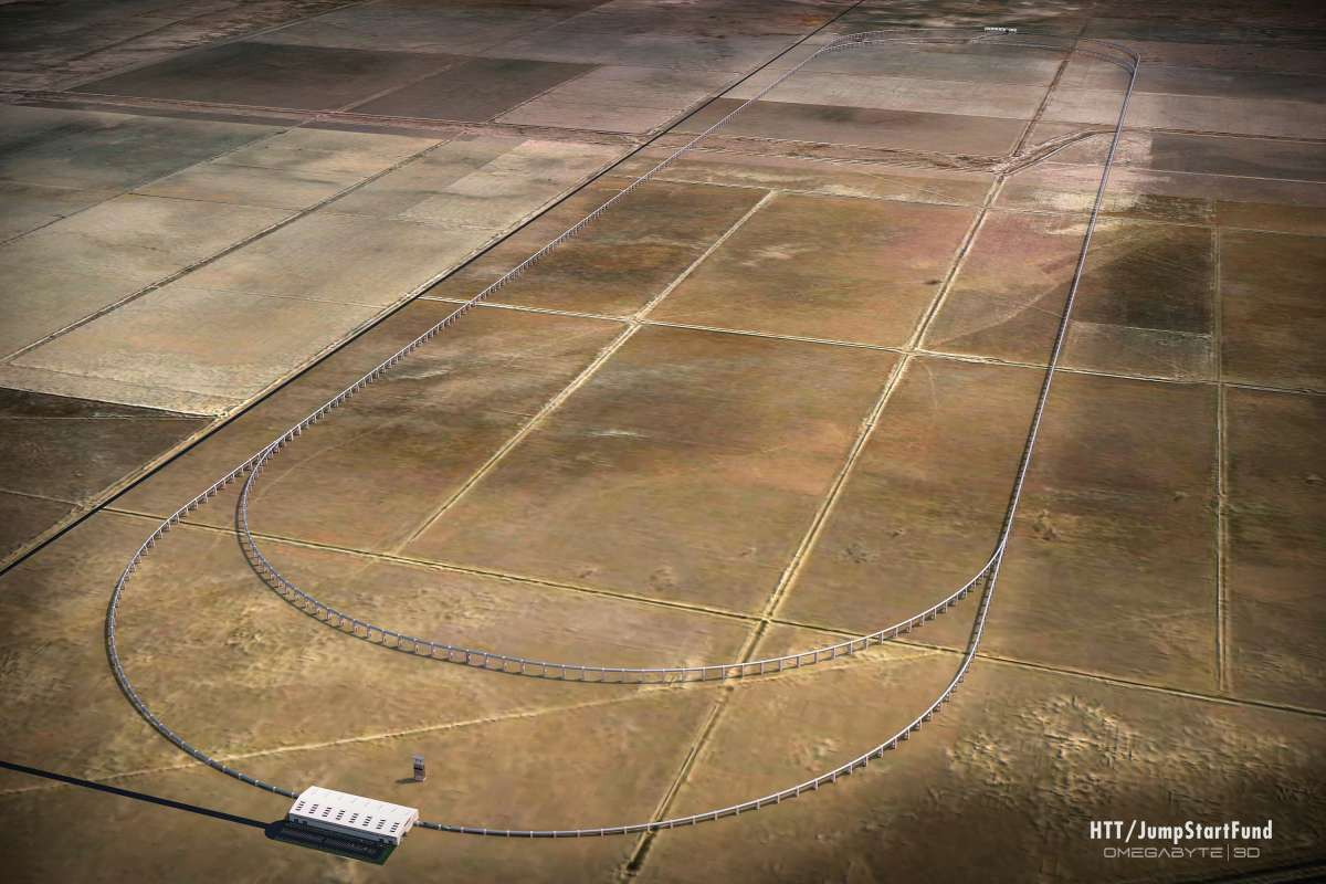 hyperloop-track