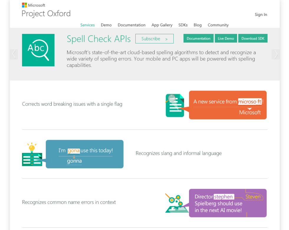 Microsoft-Project-Oxford-Spell-Check-APIs-980x780